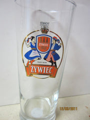Zywiec Poland Beer 0.3ltr Glass By Sohm