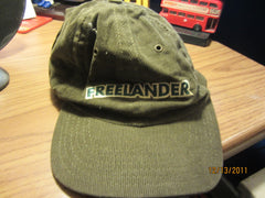 Land Rover Freelander Corduroy Adjustable Hat