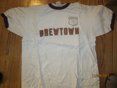 Milwaukee Wisconsin Brewtown Ringer T Shirt XL