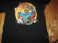 Fiddler On The Roof Musical Logo T Shirt Small