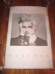 Madonna Debut LP Cover Large Heavy Stock Poster Limited Numbered