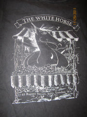 White Horse Pub Rupert Street London T Shirt XL Beer England