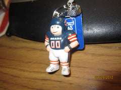 Chicago Bears L'il Brat Keychain