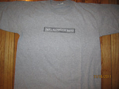 Dave Matthews Band 2002 Spring Tour T Shirt Large
