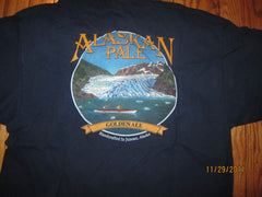 Alaskan Brewing Co. Golden Ale T Shirt Large Beer