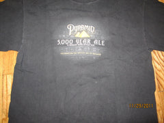 Pyramid 5,000 Year Old Ale T Shirt Large Beer