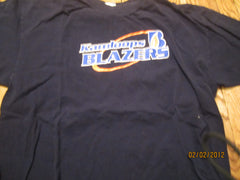 Kamloops Blazers Minor Hockey Logo T Shirt XL