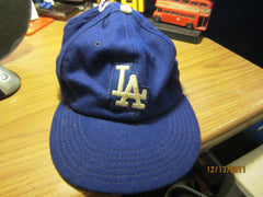 Los Angeles Dodgers Vintage Elastic Back Adjustable Hat