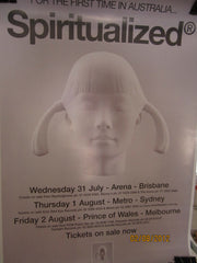 Spiritualized Let It Come Down Tour Australia Shows