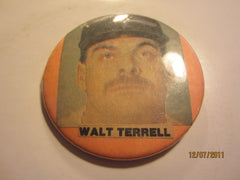 Detroit Tigers Walt Terrell Photo Pin