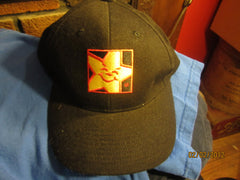 Carls Jr Hamburgers logo Adjustable Hat