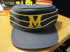 Michigan Wolverines Bicentennial Cake Style Snapback Hat