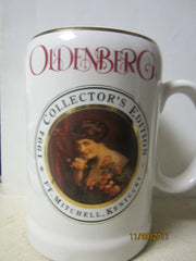 Oldenberg Brewery 1994 Limited Edition Ceramiic Beer Stein