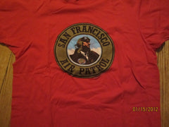 San Francisco Air Patrol Vinatge 1989 T Shirt Large