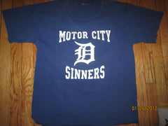 Motor City Sinners #5 Dave T Shirt Large