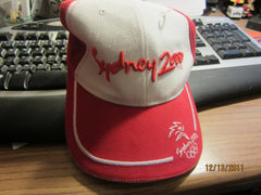 Sydney 2000 Olympics Adjustable Hat New With Tags