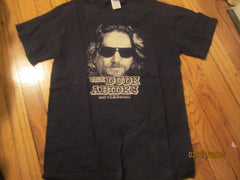 The Big Lebowski The Dude Abides T Shirt Small