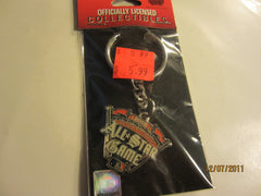 Detroit Tigers Classic Metal Logo Keychain New In Package