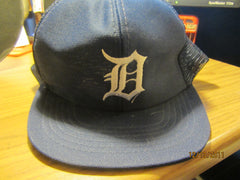 Detroit Tigers Original 80's Home Mesh Trucker Snapback Hat
