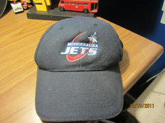 Mississauga Jets Hockey Logo Adjustable Hat