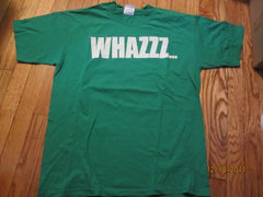 7 UP Whazzz ... Up Yours Ad Campaign T Shirt Large