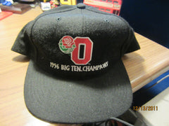 Ohio State 1996 Big Ten Champs Rose Bowl Snapback Hat