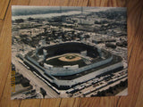 Detroit Tigers Tiger Stadium Aerial View 11 x 14 Color Photo