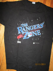 "New York Rangers ""Twilight Zone"" Style T Shirt 1990 XL"