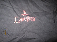 Liquore Strega Logo Black T Shirt XL Italian Herbal Liquer