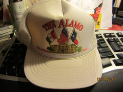 The Alamo San Antonio Texas Mesh Trucker Snapback hat