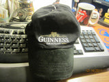 Guinness Draught Logo Adjustable Hat Beer Ireland Stout Irish