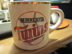 Minnesota Twins 1987 World Champions Ceramic Coffee Mug