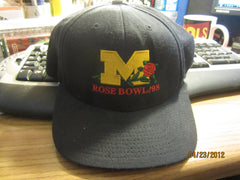 Michigan Football 1998 Rose Bowl Snapback Hat