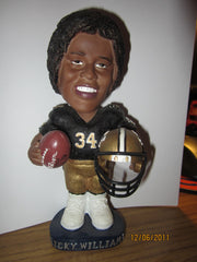New Orleans Saints #34 Ricky Williams Bobblehead Pot Weed Stoner