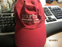 Court TV Logo Adjustable Promo Hat