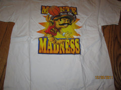 Monte Alban Mezcal March Madness Logo T Shirt Large