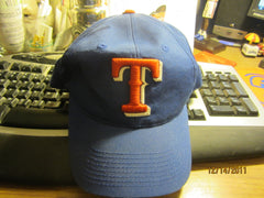 Texas Rangers Solid Blue Snapback hat