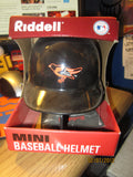 Baltimore Orioles 1997 Riddell Mini Helmet New In Box