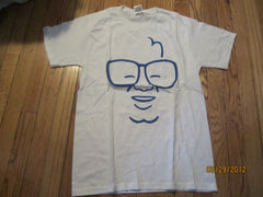 Chicago Cubs Harry Caray's Restaurant Drawing T Shirt Medium