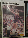 Detroit Pistons 1982 Kelly Tripucka Starline Poster New In Package