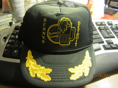 Copy of Benny's Lounge Detroit Mesh Trucker Snapback Hat