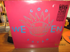 Ween God Ween Satan Reissue 2x LP Sealed