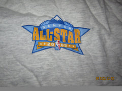 Denver Nuggets 2005 All Star Game Long Sleeve T Shirt XL