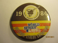 San Diego Padres 1984 World Series Pin