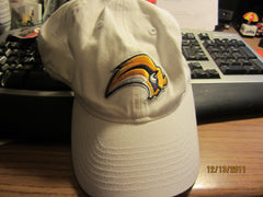 Buffalo Sabres Logo White Adjustable Hat By Nike New W/Tag