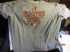 MLB All Star Game Arizona 2011 Nike Dri Fit Workout Shirt XL