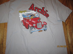 Archie In Car With Veronica T Shirt XL Comics