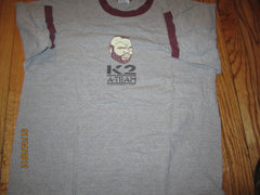 K2 Mr. T Ringer T Shirt XL A Team