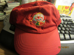 Detroit Thansgiving Day Parade Clownie Logo Adjustable Hat