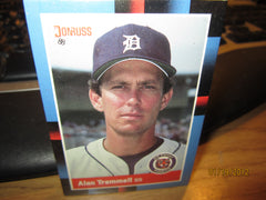 Detroit Tigers 1988 Donruss Card Set Sealed
